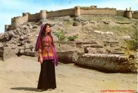 Afghan Dress of Ancient Kabul