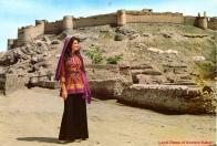 Afghan Dress of Ancient Kabul
