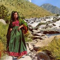 Afghan Dress of Mangal