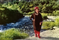 Afghan Dress of Nooristan