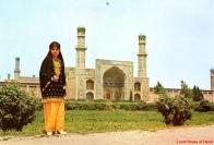 Afghan Dress of Herat