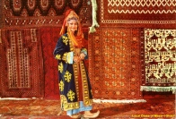Afghan Dress of Mazar-e Sharif