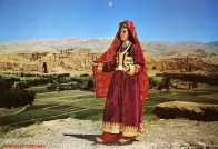 Afghan Dress of Bamiyan