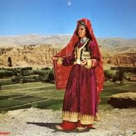 Afghan Dress of Bamiyan
